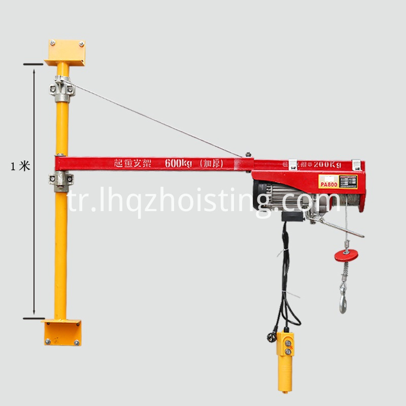 PA mini electric hoist